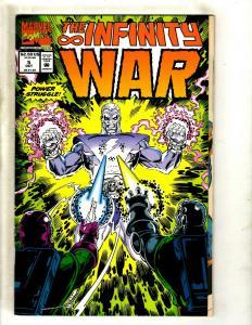 7 Comics Infinity War 5 Crusade 5 6 Damage 4 Strike 8 Magneto 1 Knight 5  SN1