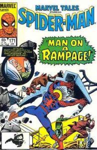 Marvel Tales (1964 series) #171, NM- (Stock photo)