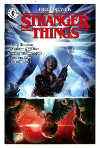 STRANGER THINGS #1, NM, Ashcan, Preview, , 2018, more Promo /items in store