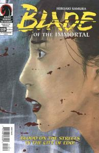 Blade of the Immortal #119 VF; Dark Horse | save on shipping - details inside