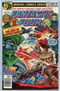 Fantastic Four 199 Oct 1978 VF (8.0)