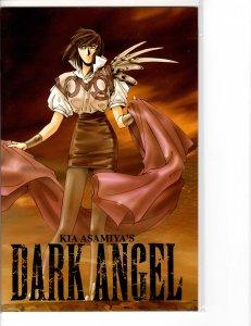 Dark Angel (1999) #3 NM (9.4) Alternate Cover RARE
