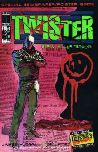 Twister #1 VF/NM; Harris | save on shipping - details inside