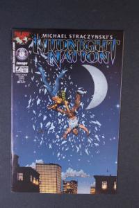 Midnight Nation #7 June 1st Printing j. Michael Straczynski