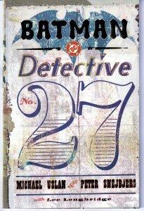 Batman – Detective 27 SC