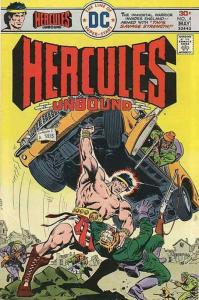 Hercules Unbound #4 FN; DC | save on shipping - details inside