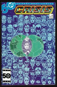 Crisis On Infinite Earthe #5  (Aug 1985, DC)  8.0 VF