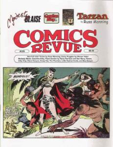 Comics Revue #225 FN; Comics Interview | save on shipping - details inside