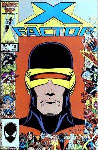 X-Factor #10 (1986)