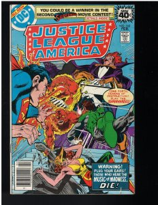 Justice League of America #163 (1979)