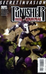PUNISHER WAR JOURNAL (2006) 24-25 SECRET INVASION story