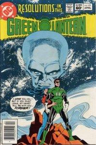 Green Lantern #151 (ungraded) 1st series / stock image ID#B-5