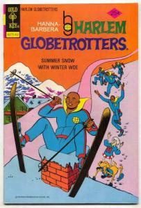 Harlem Globetrotters Comics #11 1974- VF