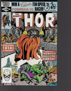 Thor #313 (Marvel, 1981) VF/NM