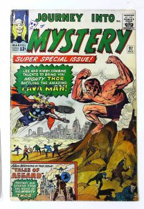 Journey into Mystery (1952 series) #97, VG- (Actual scan)