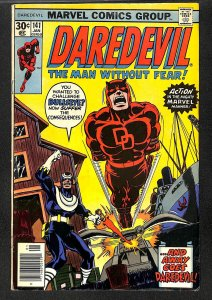 Daredevil #141 VG+ 4.5 Marvel Comics