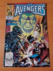 The Avengers #295 ~ NEAR MINT NM ~ (1988, Marvel Comics)