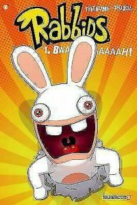 Rabbids #1 VF/NM; Papercutz | save on shipping - details inside