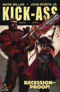 Kick-Ass #4 VF/NM; Icon | save on shipping - details inside