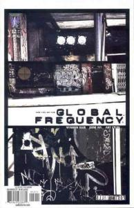 Global Frequency #12 VF/NM; WildStorm | save on shipping - details inside