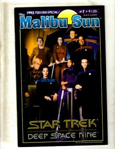 10 Comics Star Trek Deep Space Nine 1 Star Wars 2 The Mask 2 Comics 2 +++ J344