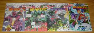 Ms. Mystic #1-4 VF/NM complete series - continuity comics - neal adams set 2 3