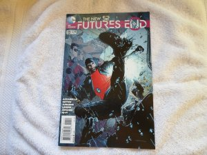 DC COMICS THE NEW 52 FUTURES END # 13