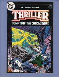 Thriller #12 VG DC 1984