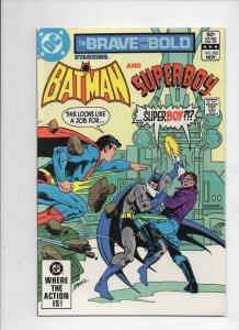 BRAVE and the BOLD #192, VF/NM, Batman, SuperBoy, 1955 1982, more in store