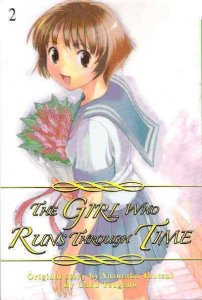 Girl Who Could Run Through Time #2 FN; CMX   save on shipping - details inside