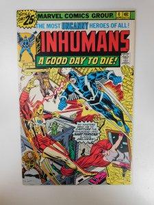 The Inhumans #4 (1976)