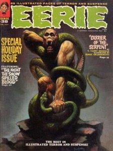 Eerie (1965 series) #38, Fine+ (Stock photo)