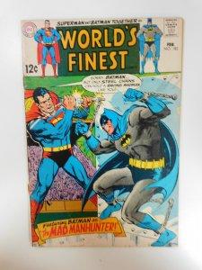 World's Finest Comics #182 (1969)