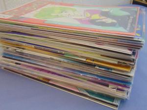 Huge Lot of 48 Futaba-Kun Change Ironcat Hiroshi Aro English Manga Comic Books