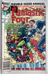 Fantastic Four Annual #19 (VF, 1985)