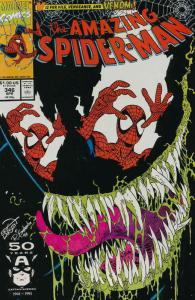 Amazing Spider-Man, The #346 VF/NM; Marvel | save on shipping - details inside
