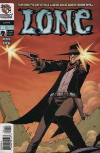 Lone #1 VF/NM; Dark Horse | save on shipping - details inside