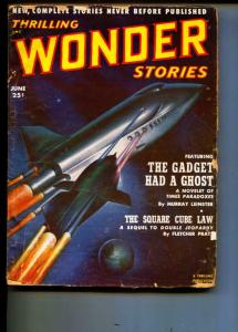 Thrilling Wonder Stories-Pulp-6/1952-Murray Leinster-Fritz Leiber