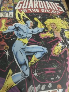 Marvel Guardians of The Galaxy #45 Mint