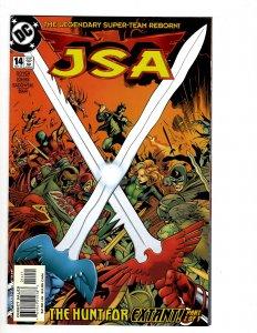 JSA #14 (2000) SR11