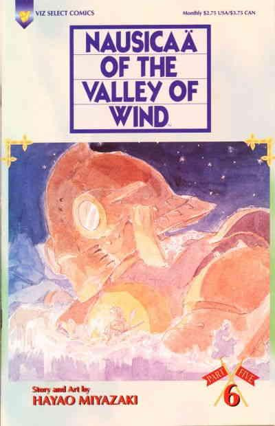 Nausicaä of the Valley of Wind Part 5 #6 FN; Viz | save on shipping - details in