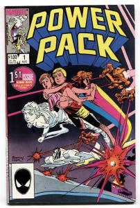 Power Pack #1 1984  Mavel First issue high grade comic book NM-