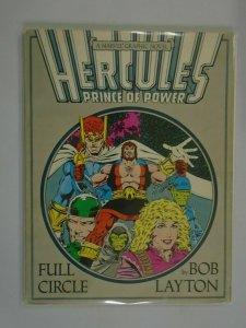 Hercules Full Circle GN 4.0 VG (1988 Marvel)