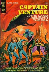 Captain Venture & the Land Beneath the Sea #2, Fine (Stock photo)