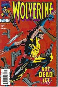 Wolverine #122