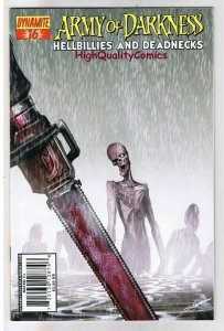 ARMY of DARKNESS : Hellbillies & DeadNecks #16, NM, 2007, more AOD in store