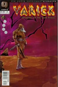 Varick: Chronicles of the Dark Prince #1, VF+ (Stock photo)