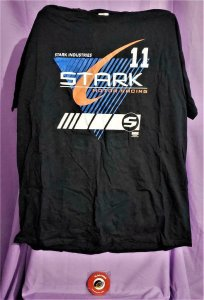 Loot Crate Exclusive STARK INDUSTRIES RACING T-Shirt 2XL (Marvel)!