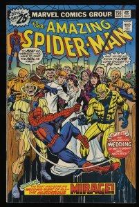 Amazing Spider-Man #156 VF 8.0 Marvel Comics Spiderman