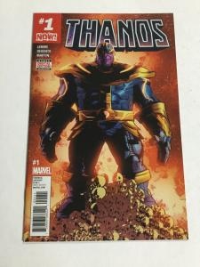 Thanos 1 Nm Near Mint Marvel Comics
